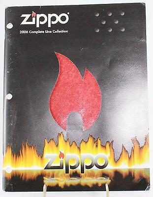 2006 Zippo-Complete Line Collection Catalog-Full Color-76 pgs.