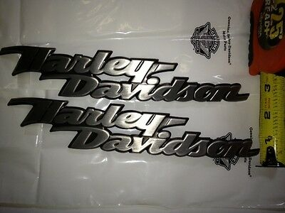 Sale!!!! Harley Davidson Fuel Gas Tank Emblems Emblem Badges