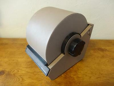 "Vintage ROLODEX model #5350 Metal Address/contact file w/tabs&3""x5""cards"