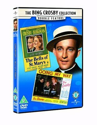 Going My Way (1944) / The Bells of St Mary's (1945) [DVD] - DVD  TEVG The Cheap