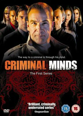 Criminal Minds - Season 1 Complete [DVD] - DVD  G4VG The Cheap Fast Free Post