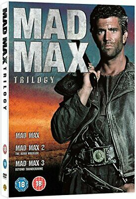 Mad Max Trilogy: Mad Max / Mad Max 2: The Road Warrior / Mad Max ... - DVD  2AVG