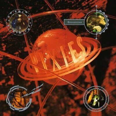 Pixies - Bossanova - Pixies CD EGVG The Cheap Fast Free Post The Cheap Fast Free