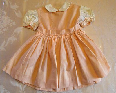 Vintage 50/60's Charmose Daddy's Girl Toddler Party Dress Size 2