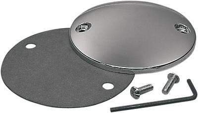 DS Spherical Radius Points Cover Chr Harley XLH883DLX Sportster 883 Deluxe 86-95
