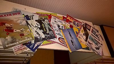 Selection Of Aircraft Magazine's