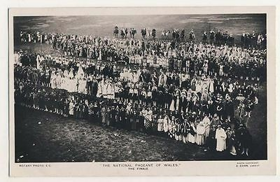 National Pageant of Wales, Finale, Rp