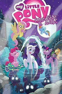 My Little Pony Friendship Is Magic Volume 11 by Thom Zahler Paperback Book Free