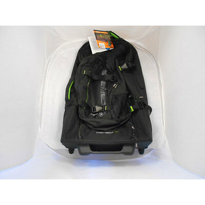 Caribee Fast Track 75 Litres Black Travel Pack