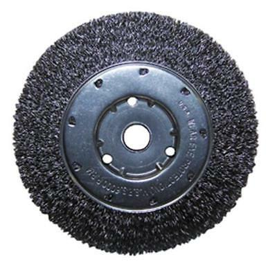 CRIMPED WIRE WHEEL BRUSH US Forge Wire Wheel Brushes 01120 093425011201