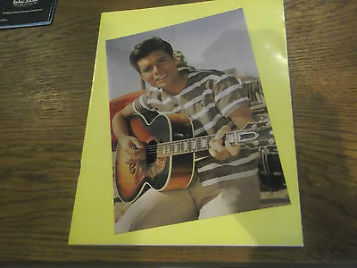 1960s THE  CLIFF RICHARD SHOW TOUR PROGRAMME INCLUDES THE SHADOWS