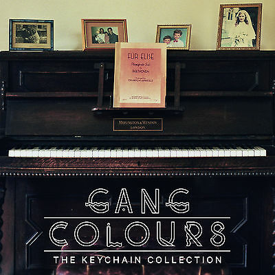 GANG COLOURS The Keychain Collection UK vinyl LP SEALED / NEW