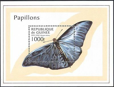 Guinea 1998 Butterflies/Insects/Nature/Conservation/Butterfly 1v m/s (b4535)