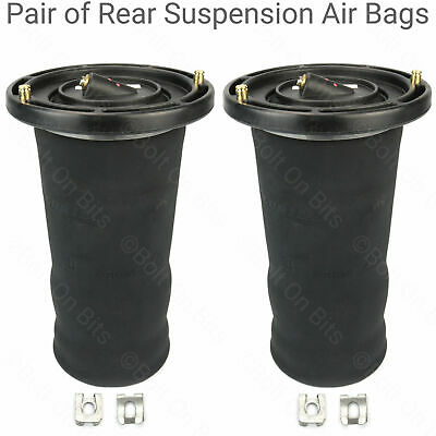 2 Rear Suspension Air Bag For Land Rover Discovery 2 1998-2004