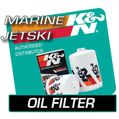 KN-556 K&N OIL FILTER fits SEA DOO RXT-X 255 1494 2008-2009  JETSKI