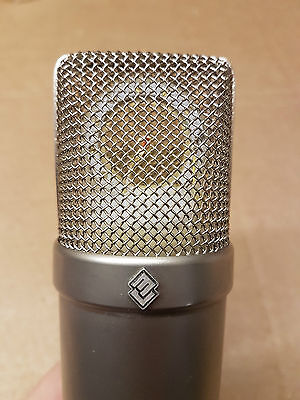 (pa2) Rode NT1-A Condenser Microphone & replacement capsule