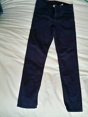 **h & M Girls Jeans Age 9 Yrs **