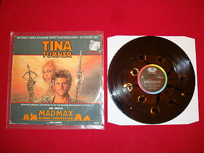 Tina Turner - We Don't Need Another Hero (11219) Capitol Records (1985) 12CL 364