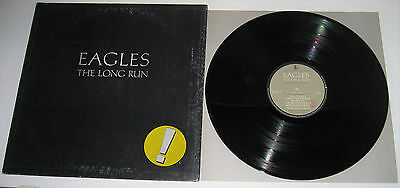 Eagles The Long Run Lp Italian Press Asylum