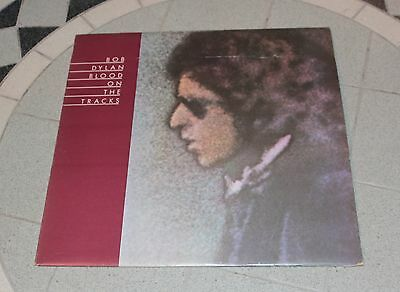 Bob Dylan Lp Blood On The Tracks Cbs S69097 1974 Record Album Vinyl