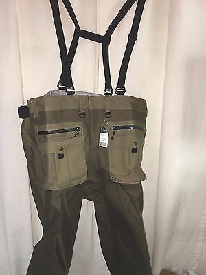 New With Tags Filson Guide Low Wader Pant 2Xl With Stocking Foot