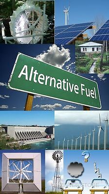 DIY ELECTRIC POWER - PLANS ON CD - WIND WATER SOLAR BioGAS MORE - K2NE WEB STORE