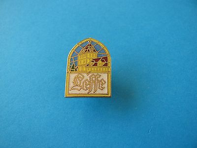 LEFFE Abbey Beer pin badge, Lager, Pilsner. Good Condition. Enamel.