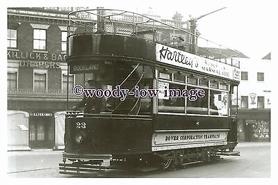 a0706 - Dover Tram 23 to Buckland - photograph
