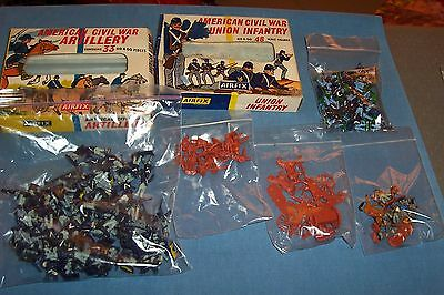Airfix Ho American Civil War Union Infantry And Artillery