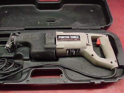Porter Cable 738 Tiger Corded Variable Speed 10amp Reciprocating Saw