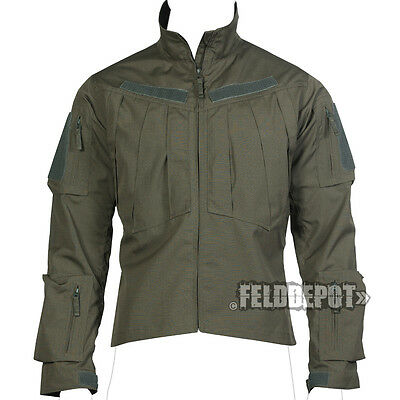 UF Pro ® Striker Field Shirt Feldbluse steingrau-oliv Brown Grey