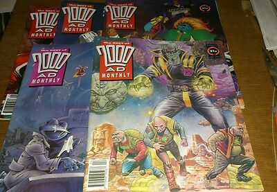 5 Best Of 2000Ad Monthly, 1993