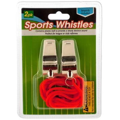 DDI 1891410 Sports Whistles With Lanyards