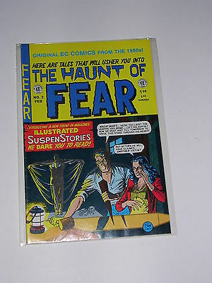 FEAR THE HAUNT OF FEAR #2 Underground Comix by EC
