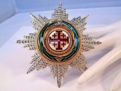 Knights Grand Cross of the Equestrian Order of the Holy Sepulchre of Jerusalem