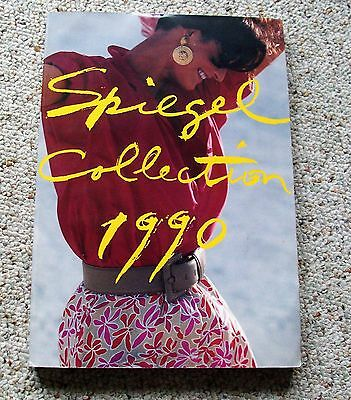 Vintage Spiegel Collection 1990 Spring Summer Catalog