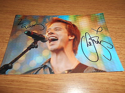 Pop Star Chesney Hawkes Hand Signed Photo.