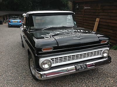 Chevrolet C20 Pick Up 1963 Custom Jack Daniels Part Ex Cash Either Way Why