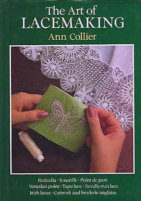 The Art Of Lacemaking  Lace Book