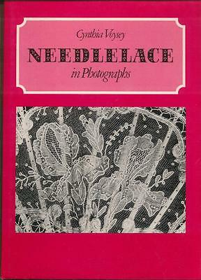 Needlelace In Photographs Lace Book