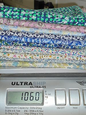 Liberty Prints Fabric  1000G  Assorted Bag Of Bits  L2946