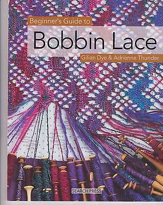 Beginner's Guide To Bobbin Lace  Lace Book