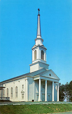 "Red Bank New Jersey ""first Presbyterian Church"" Unused Postcard"