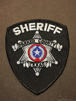 Parker County Texas Sheriff Patch