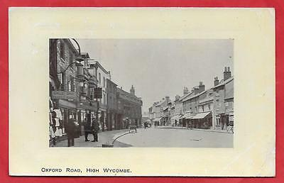 High Wycombe, Oxford Road, Interesting, Used 1911