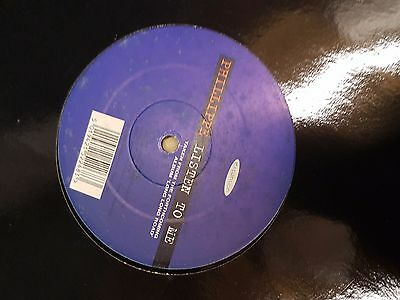 """Phillippe - Lusten to me - Expansion Records- 12"""""""