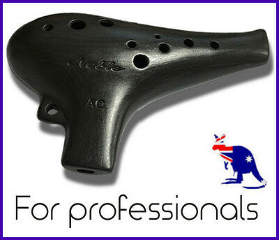 Noble  AC Ocarina Alto C - Made from Porcelain. Perfect for professionals