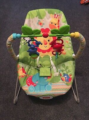 fisher price bouncer Immaculate Condition