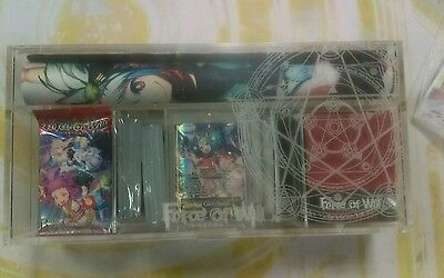 Ultra Pro Limited Edition 2016 Pricia Matsuri Set Force Of Will Limited to 500