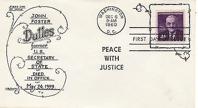 US FDC #1172 Dulles, A.B.Covers (5924)